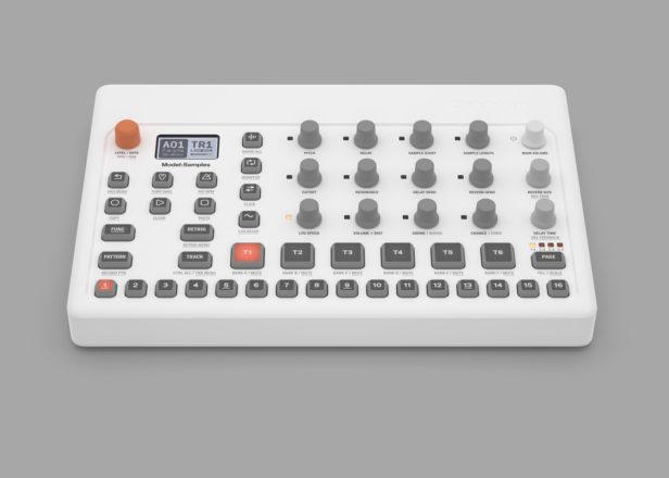 Model:Samples گروو باکس / groovebox مقرون به صرفه الکترون معرفی شد