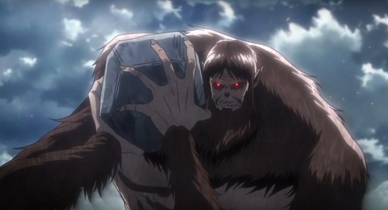 اولین تریلر رسمی نیم فصل دوم از فصل سوم انیمه Attack on Titan