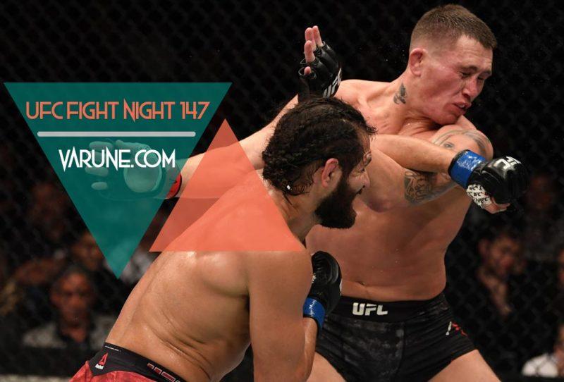 نگاهی به مبارزات UFC Fight Night 147