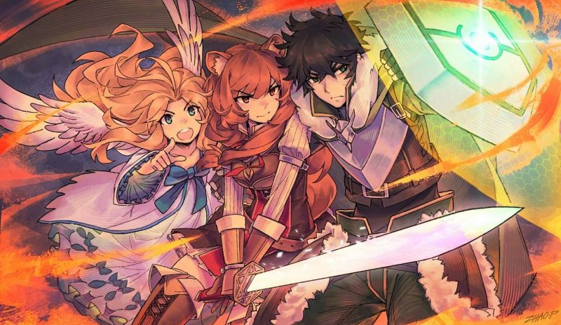 فصل دوم انیمه The Rising of the Shield Hero