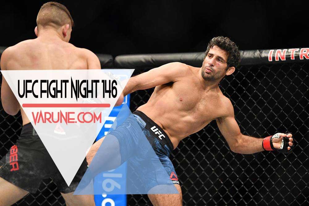 نگاهی به مبارزات UFC Fight Night 146