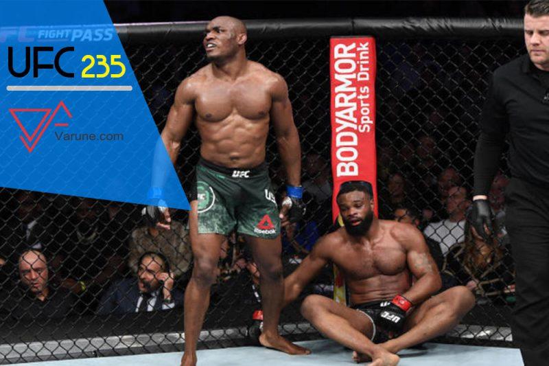 نگاهی به مبارزات UFC 235