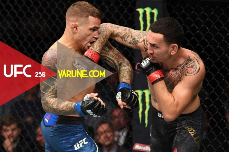 نگاهی به مبارزات UFC 236 ؛ داستین پوریر و اسرائیل آدنسیا تنها یک قدم تا قهرمانی