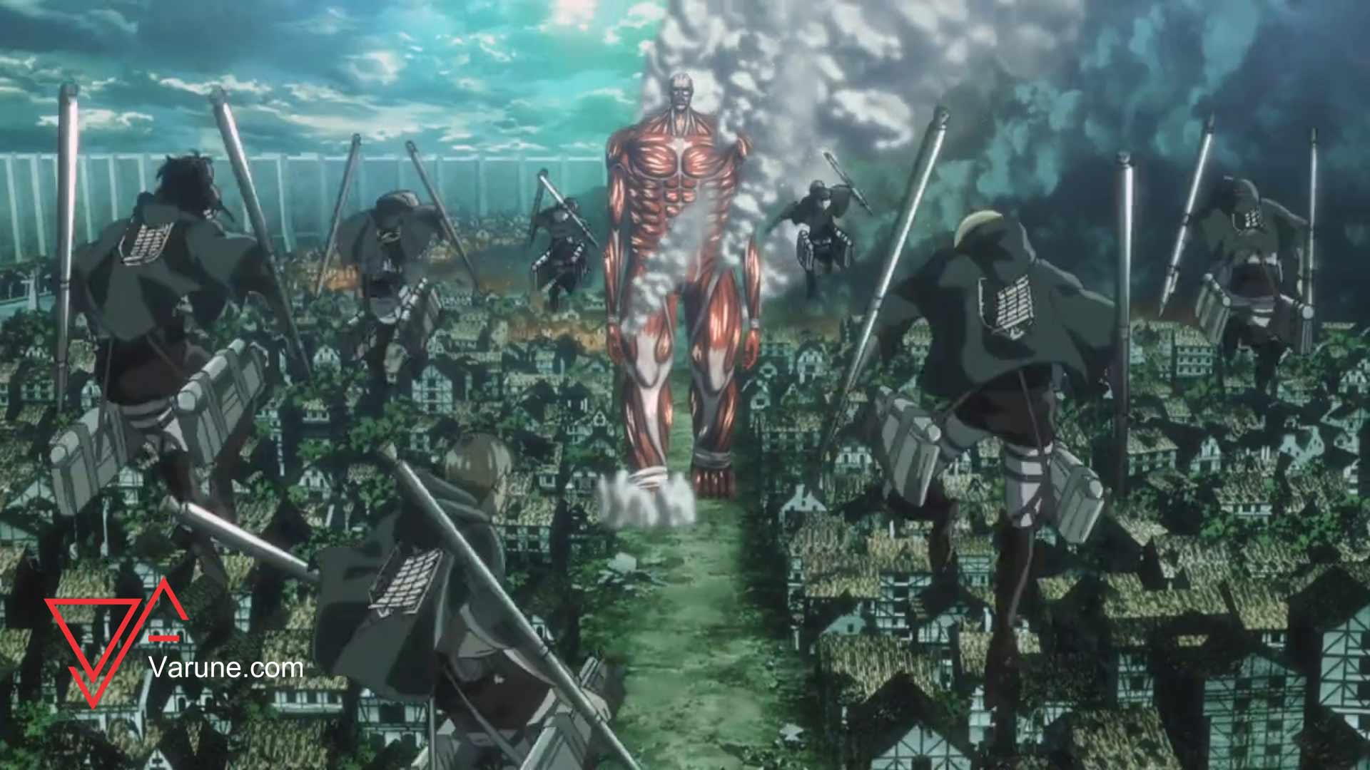 بررسی قسمت سیزدهم فصل سوم انیمه Attack on Titan