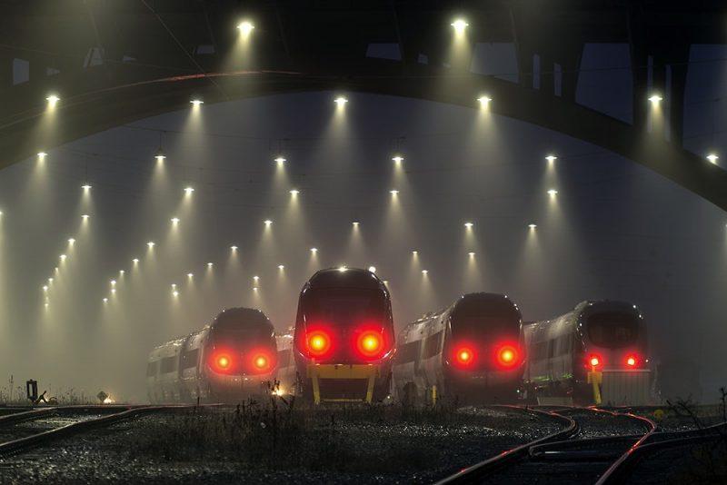 عکس : Michael Knudsen جایگاه سوم / دسته آماتور / بخش عکاسی در شب