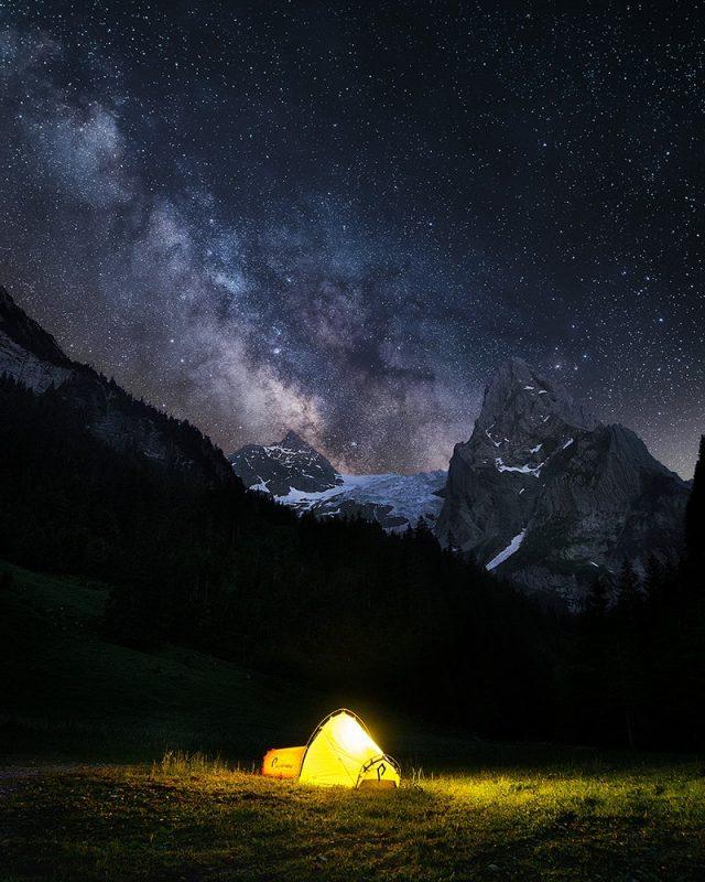 عکس : Michael Knudsen عکس منتخب / دسته آماتور / بخش عکاسی در شب