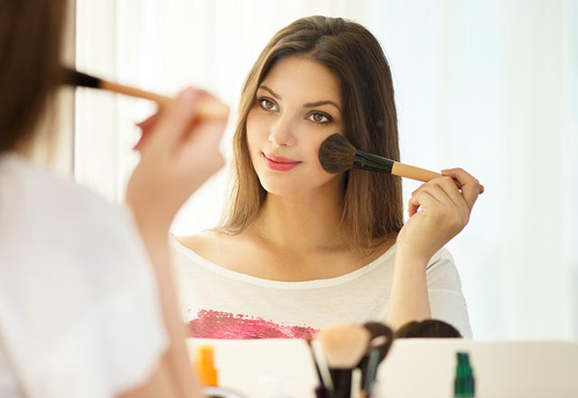 اشتباهات رایج در آرایش