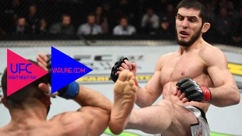 نگاهی به مبارزات UFC Fight Night 149 ؛ برد شیرین الیستر اوریم و اسلام مخاچف
