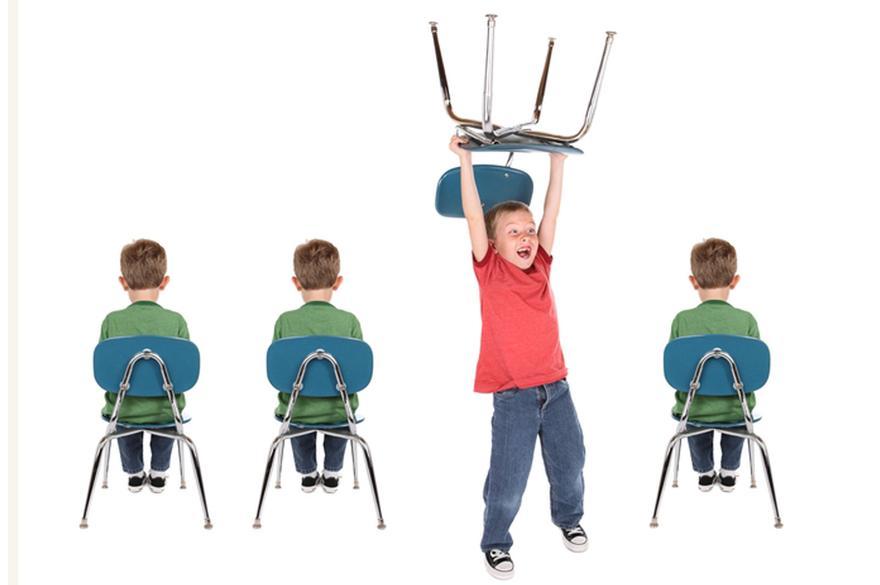 برخورد با کودک مبتلا به بیش فعالی یا ADHD