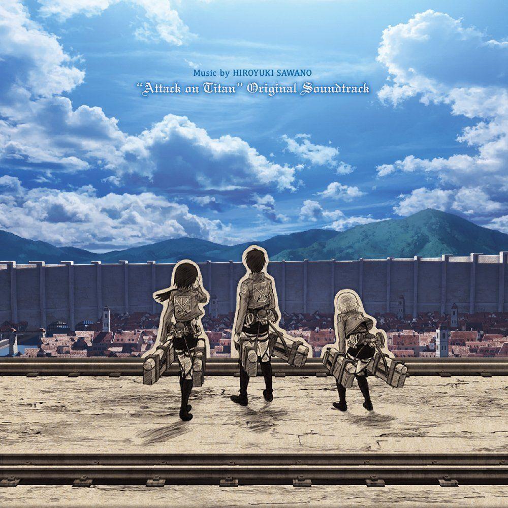 موسیقی متن فصل اول انیمه Attack on Titan