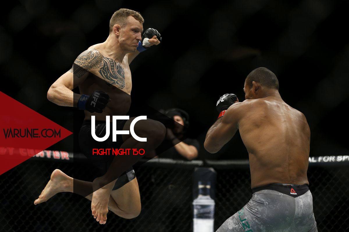 نگاهی به مبارزات UFC Fight Night 150 ؛ هرمانسون تهدید جدید دسته میان وزن !