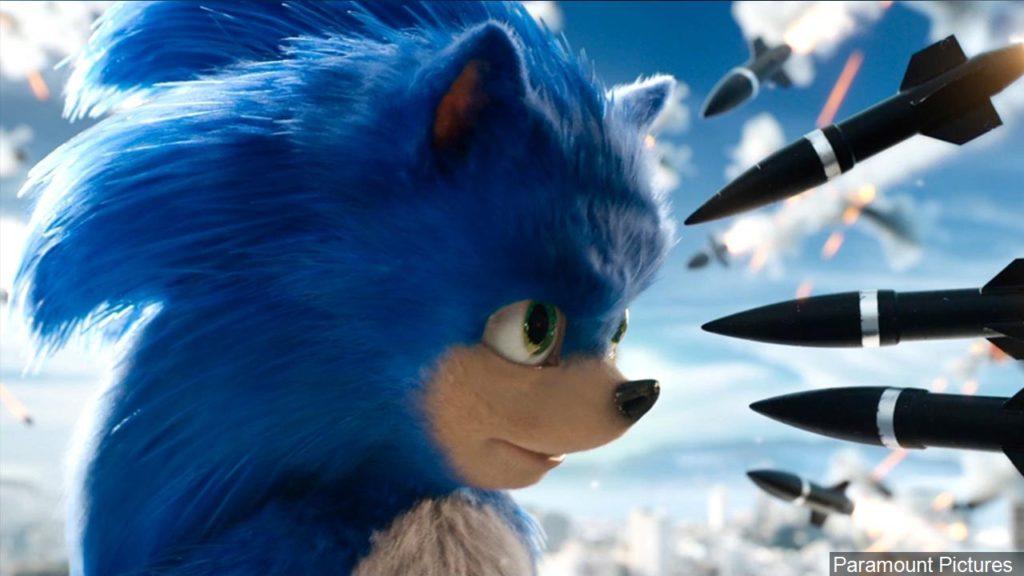 فیلم Sonic The Hedgehog 2019
