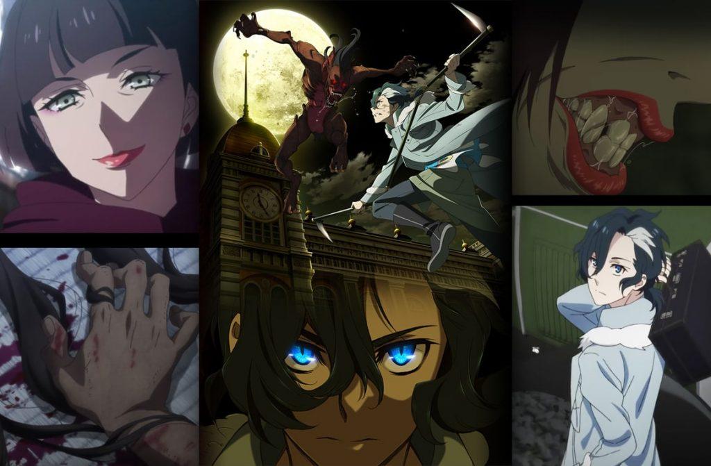 برترین انیمههای خون آشامی Vampire