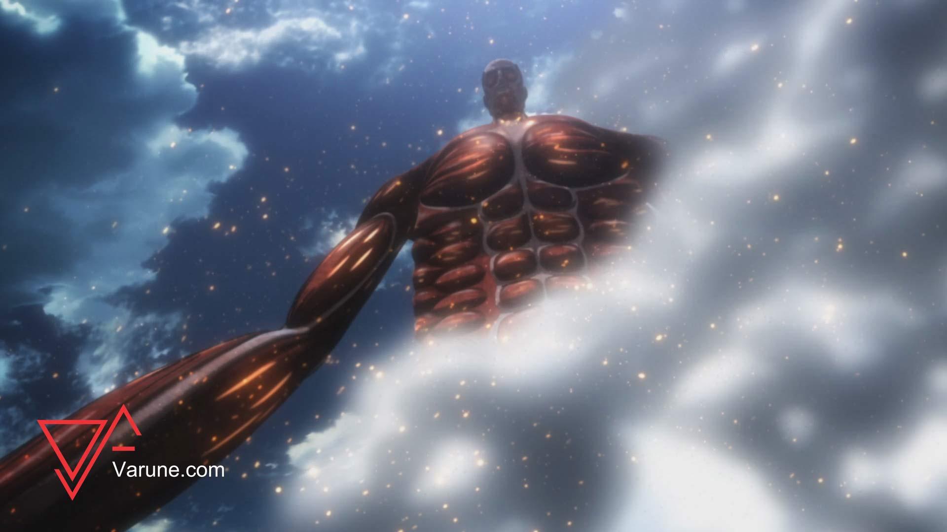 بررسی قسمت پانزدهم فصل سوم انیمه Attack on Titan