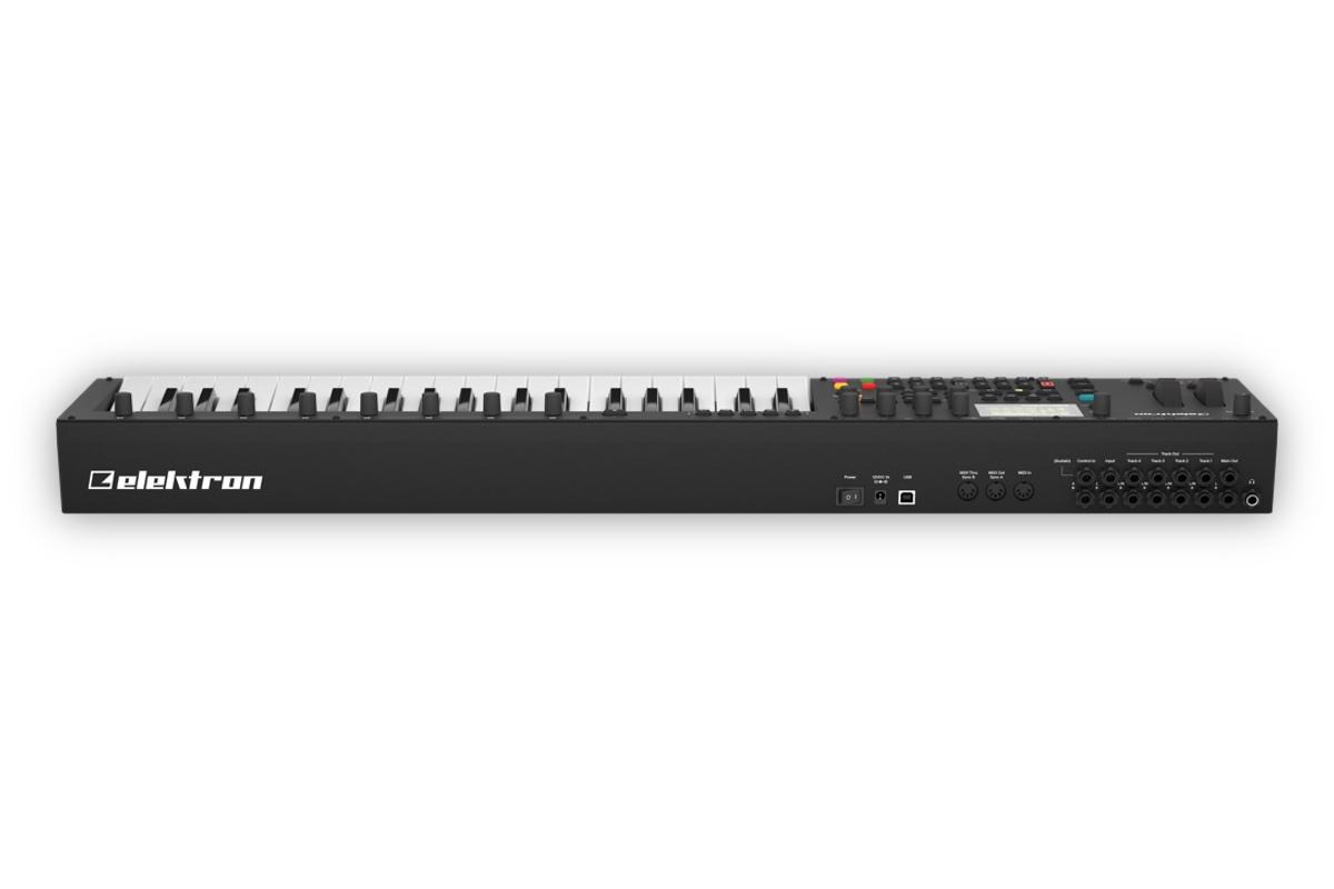Digitone Keys سینت FM همراه با کیبورد الکترون معرفی شد