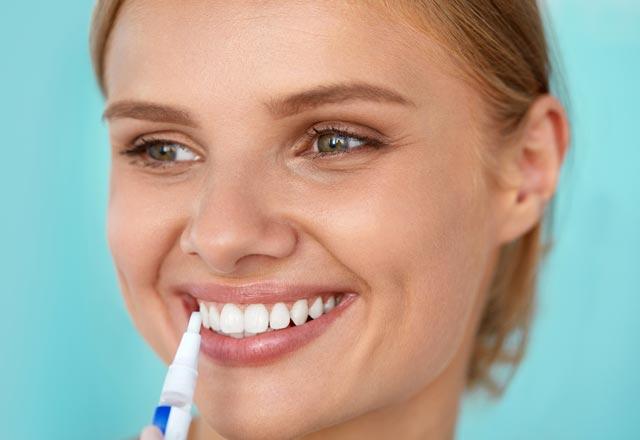 آیا ژل سفید کننده دندان مضر است؟