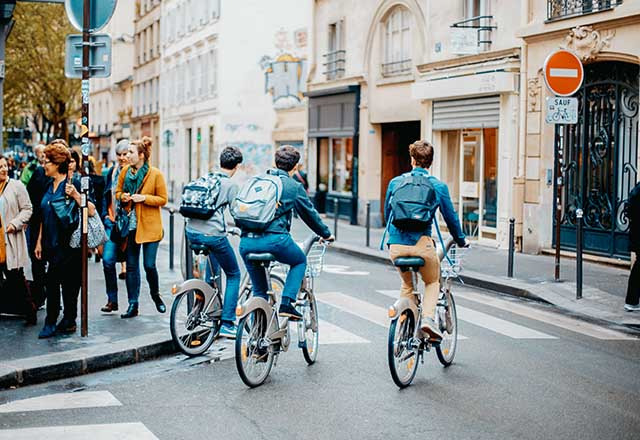 فواید استفاده از دوچرخه به عنوان وسیله نقلیه