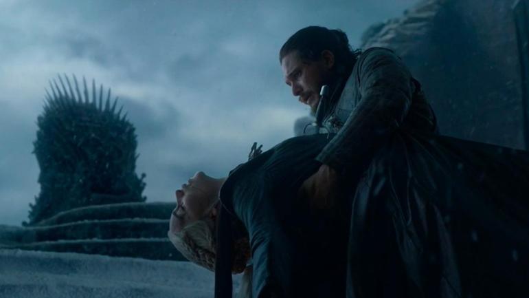 بررسی قسمت ششم فصل هشتم سریال game of thrones