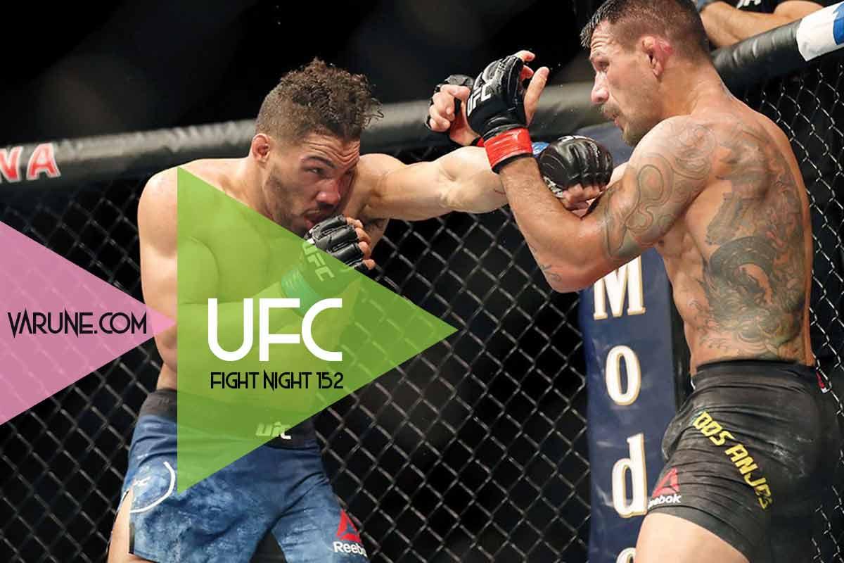 نگاهی به مبارزات UFC Fight Night 152 ؛ کوین لی باز هم شکست خورد !