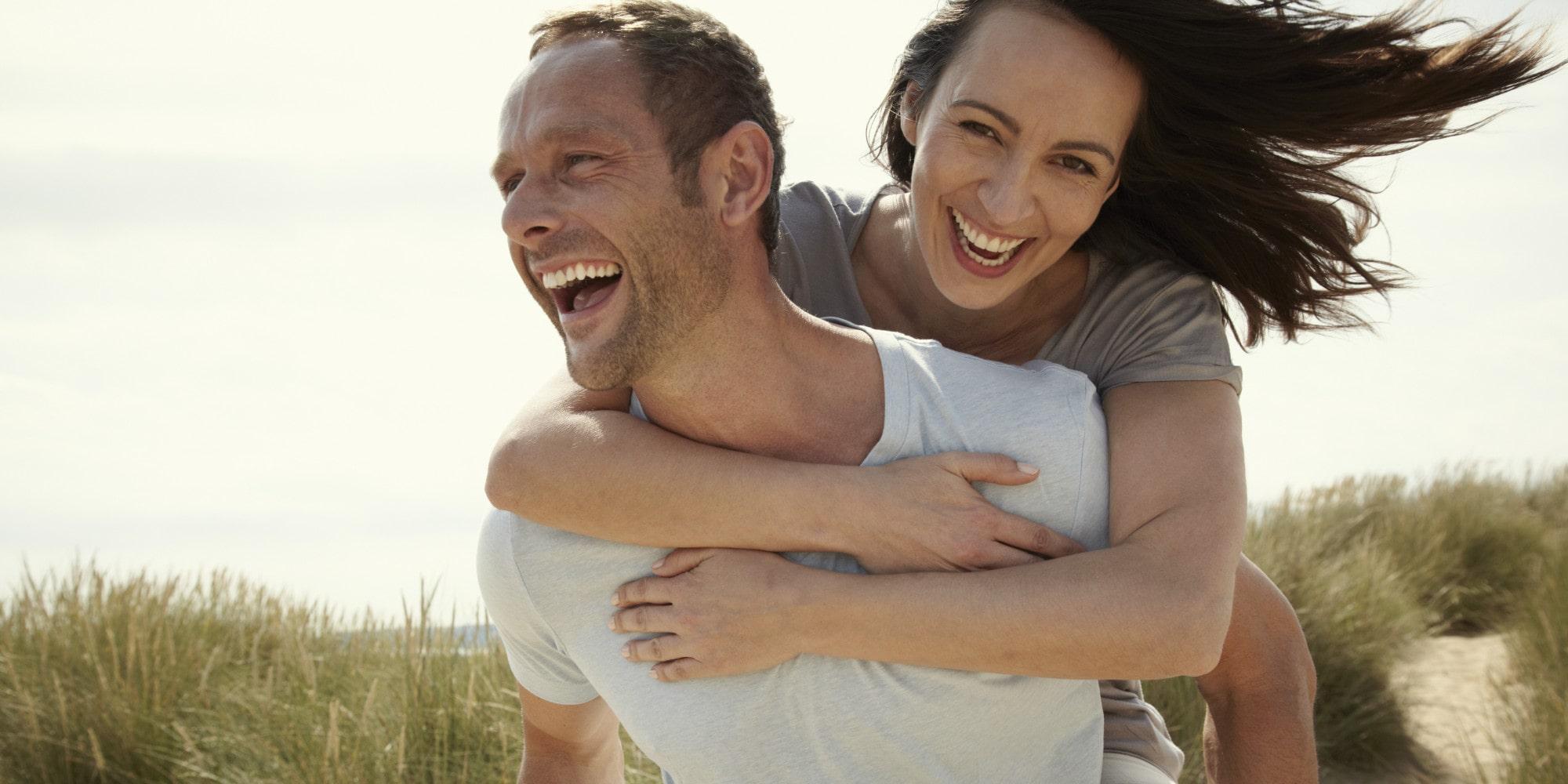 مفید بودن بچگانه حرف زدن زوج ها