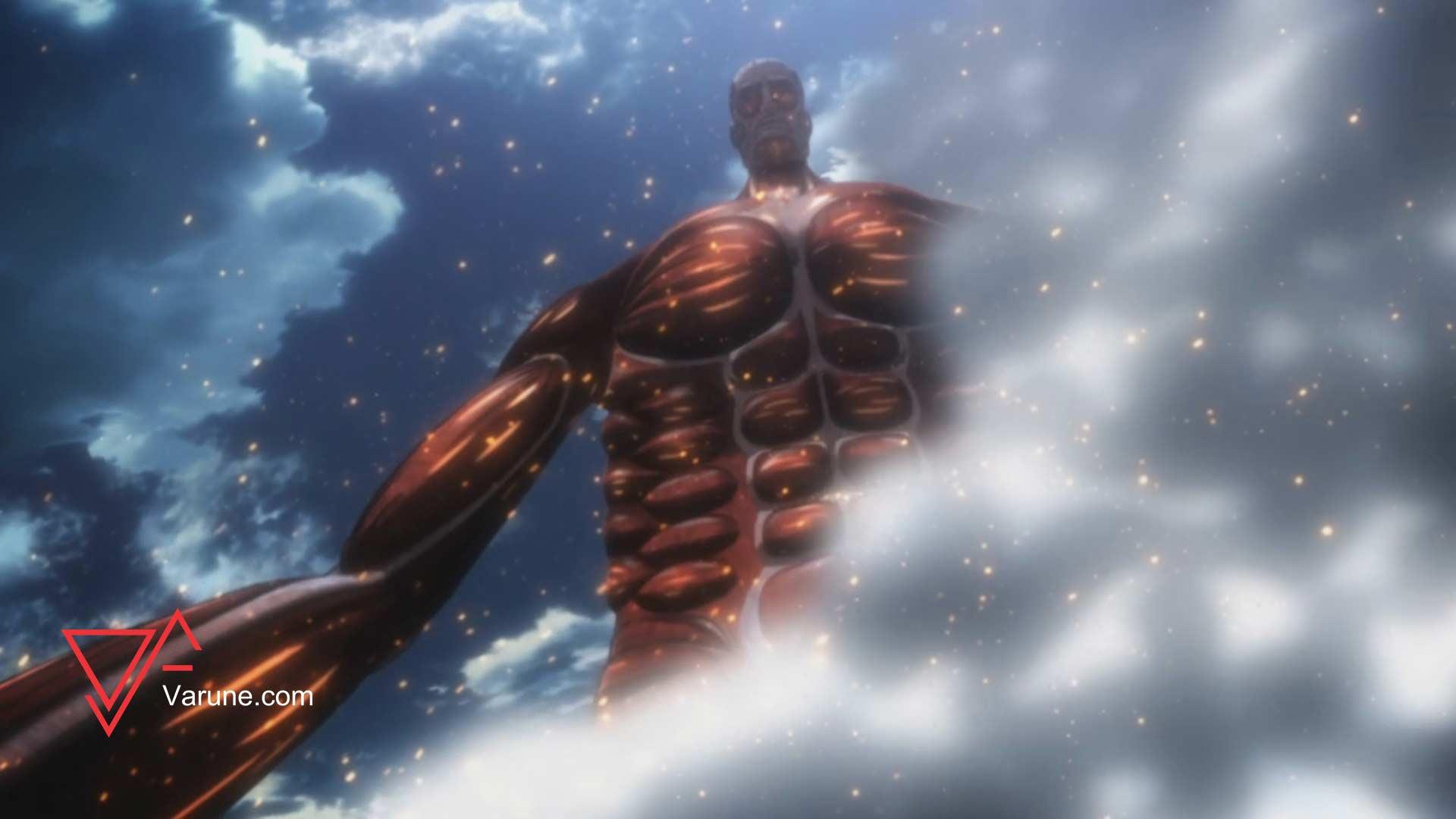 بررسی قسمت شانزدهم فصل سوم انیمه Attack on Titan