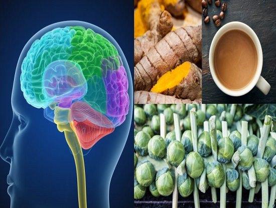 مواد غذایی برای تقویت حافظه و افزایش تمرکز