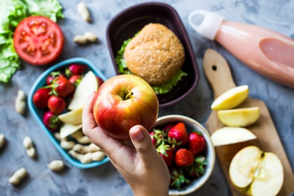 6 قانون طلائی در رژیم غذایی