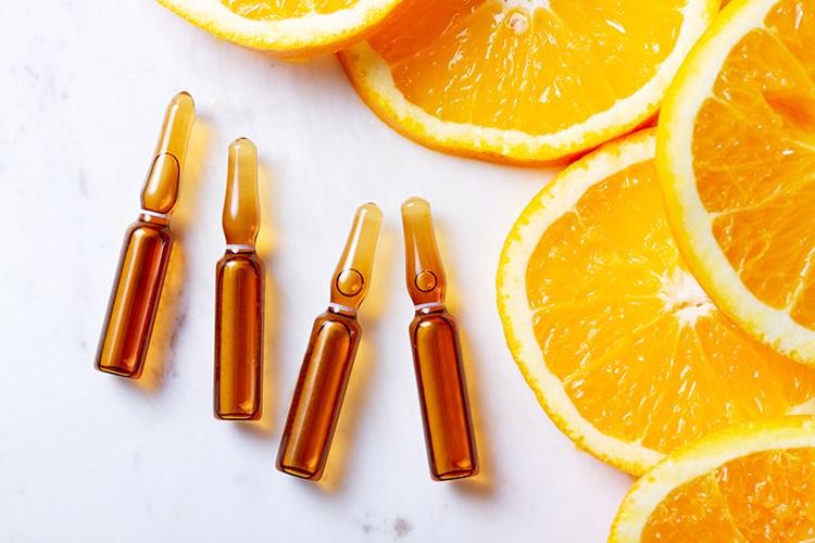 5 ویتامین مورد نیاز برای سلامت پوست