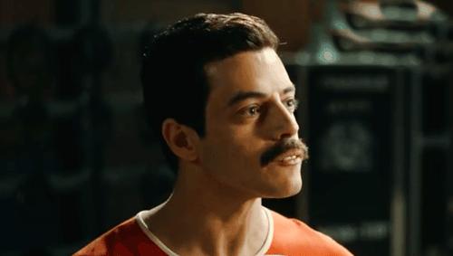رامی مالک در فیلم حماسه ی کولی
