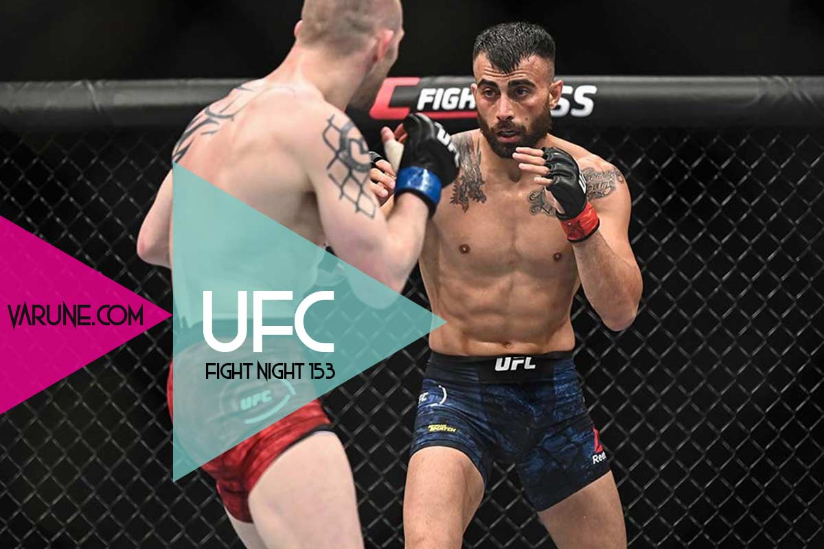 Makwan Amirkhani vs Chris Fishgold