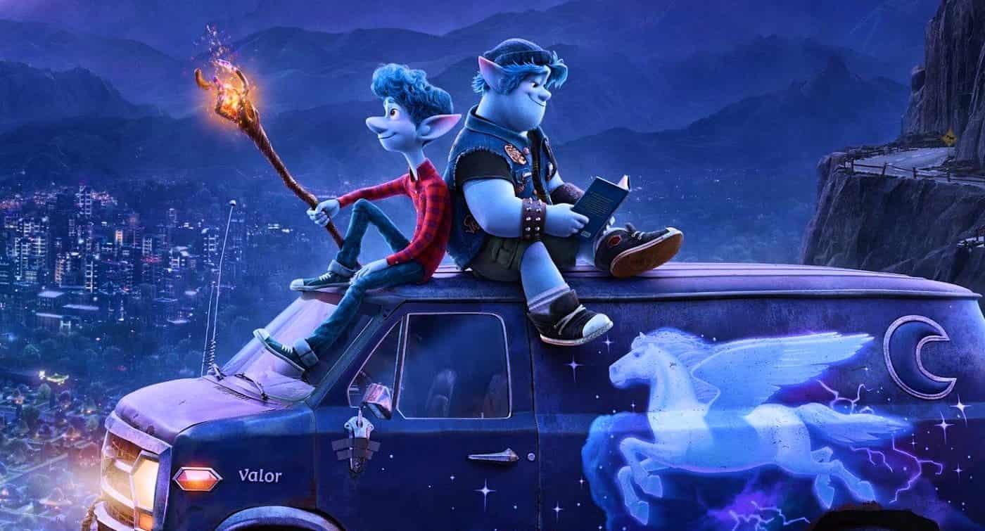 اولین تریلر انیمیشن Onward را تماشا کنید