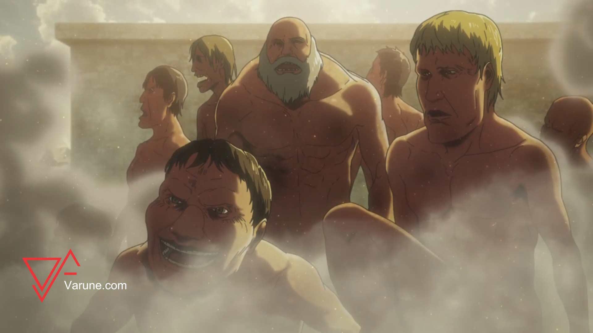 بررسی قسمت بیستم فصل سوم انیمه Attack on Titan