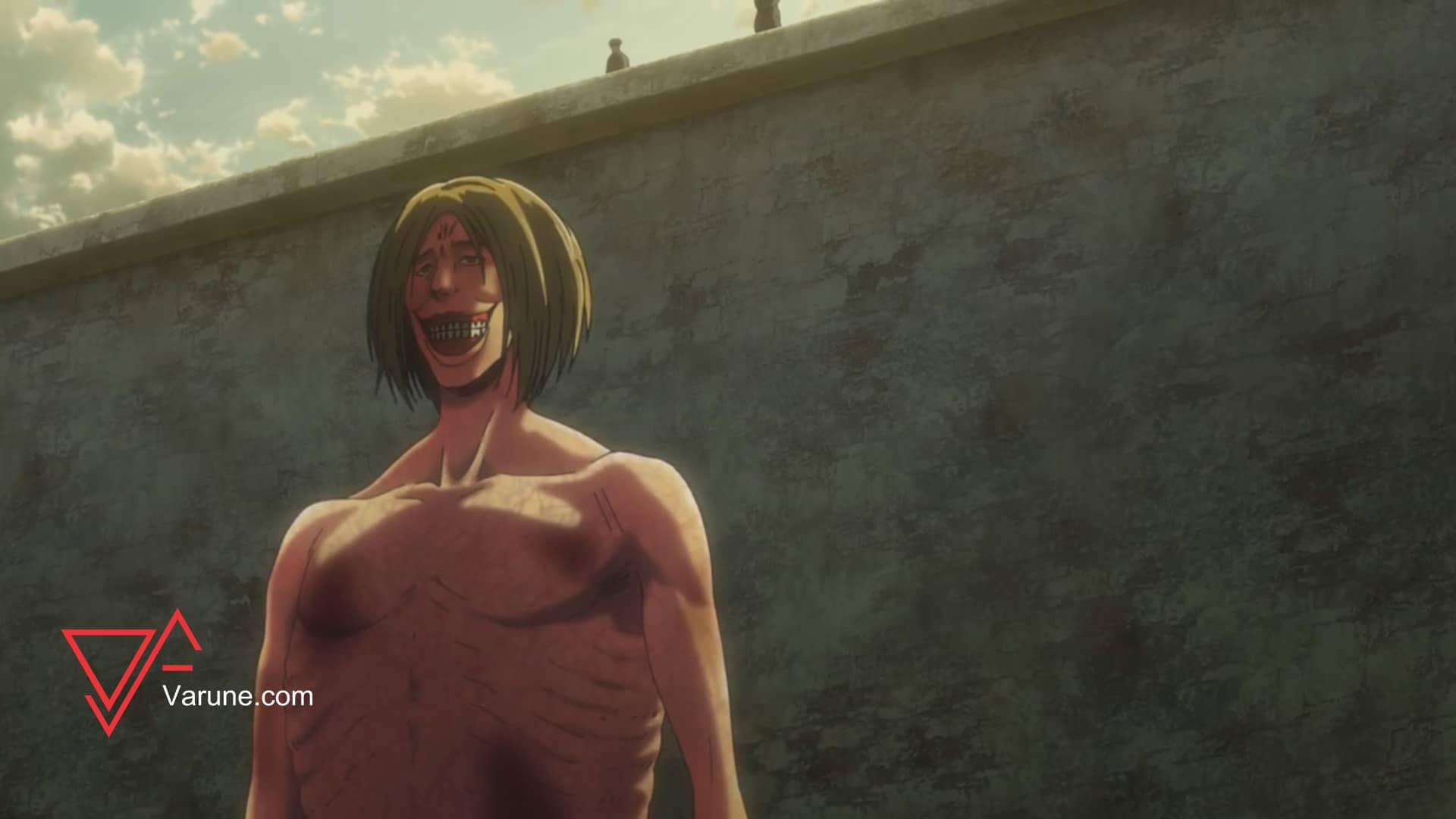 بررسی قسمت هشتم از بخش دوم فصل سوم انیمه Attack on Titan