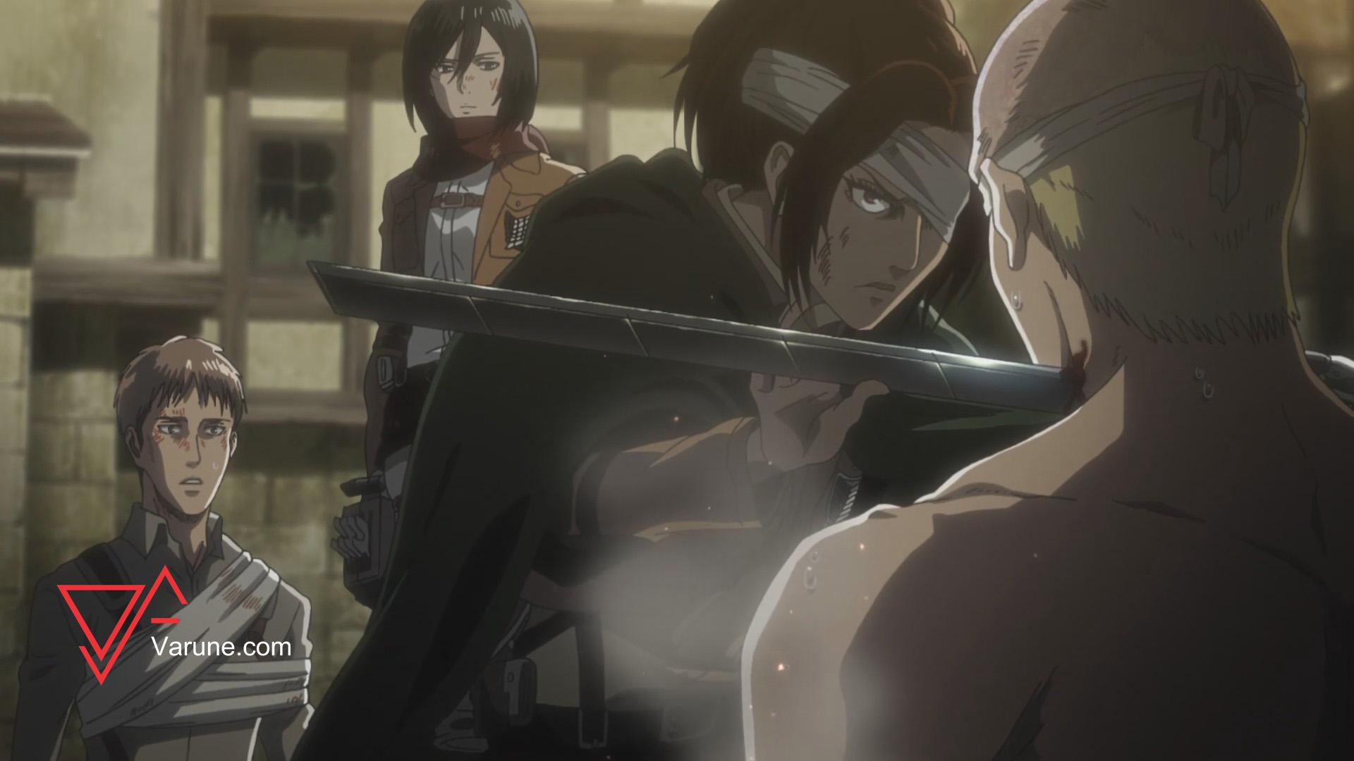 قسمت ششم از بخش دوم فصل سوم انیمه Attack on Titan