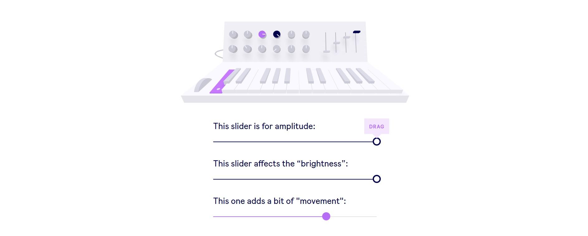 یادگیری سینتی سایزر و مفاهیم سنتز صدا در وب سایت تعاملی Ableton !
