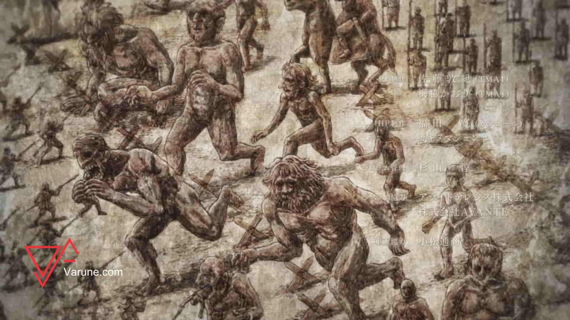 بررسی قسمت بیست و یکم فصل سوم انیمه Attack on Titan