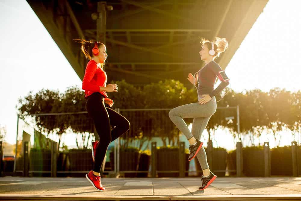 ورزش با معده خالی