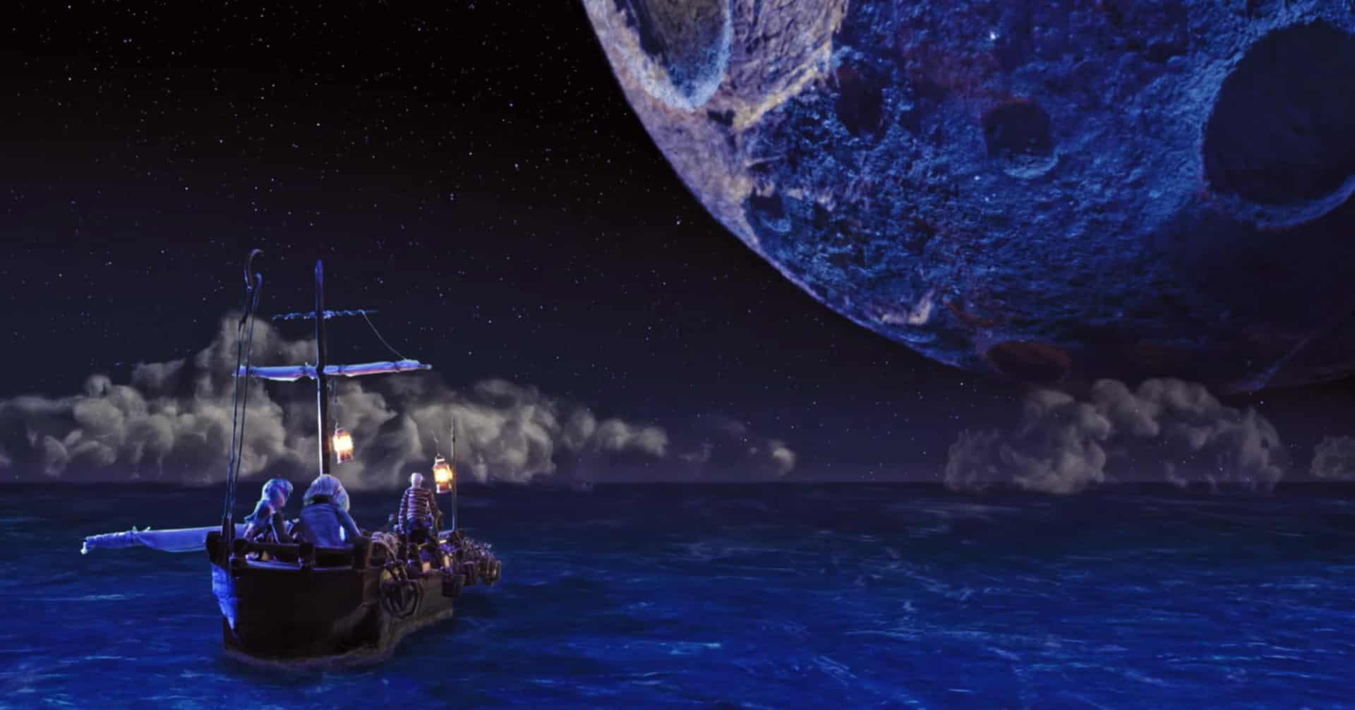 انیمیشن کوتاه The Moon's Milk