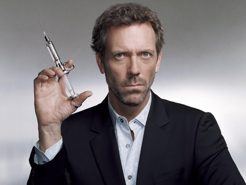 دکتر هاوس / بهترین سریالها با تاثیرگذارترین شخصیتها