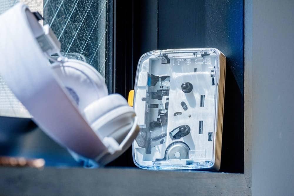 It's OK اولین کاست پلیر بلوتوث قابل حمل جهان معرفی شد!