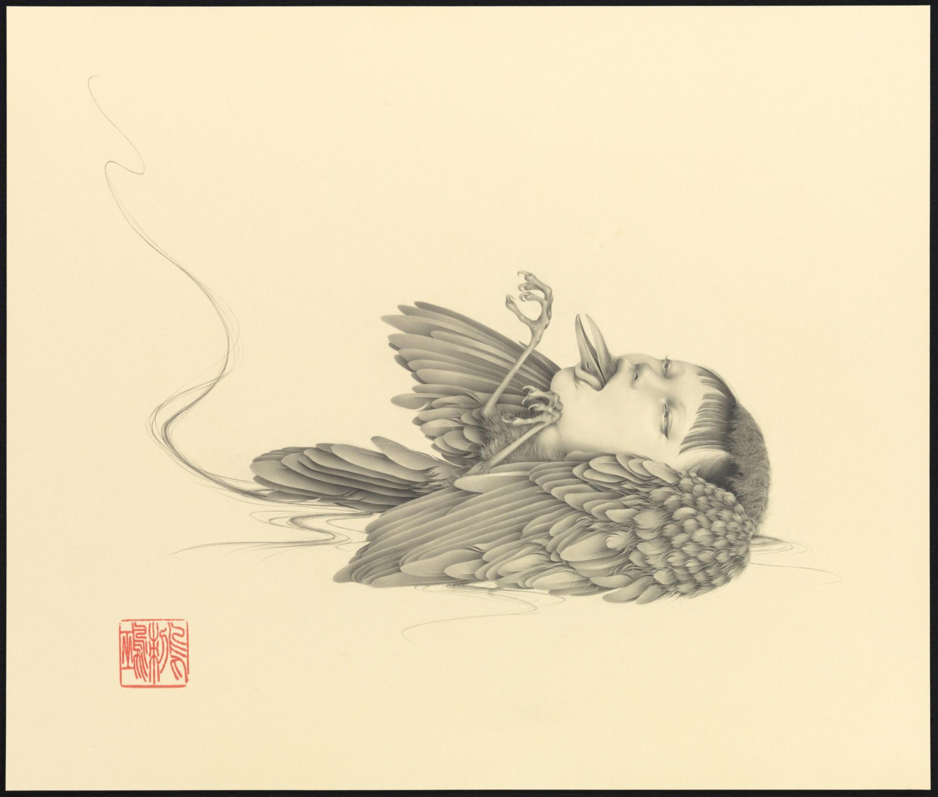 پرتره های بسیار زیبا از زنان جوان اثر هنرمند ژاپنی اوزابو / Ozabu