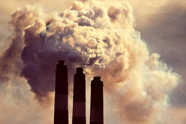 آلودگی محیط