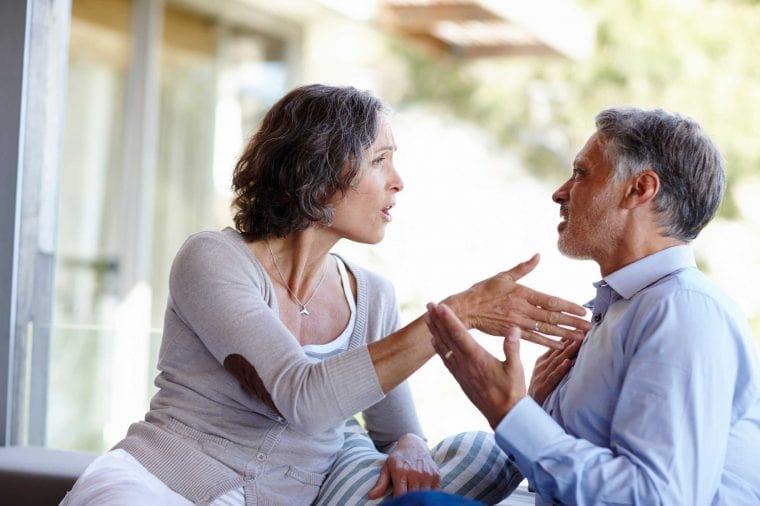 ازدواج نا موفق و طلاق