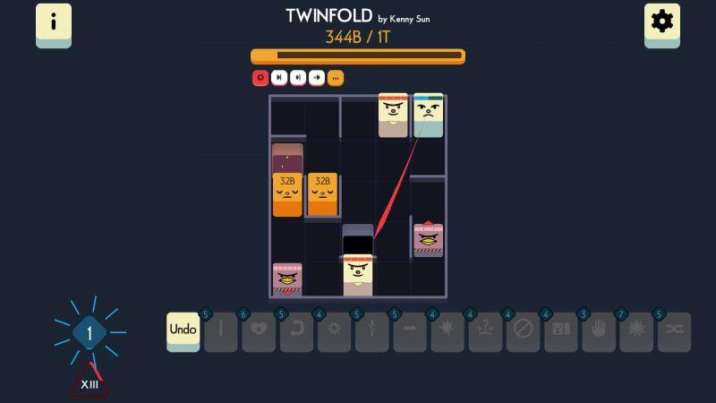 بازی Twinfold