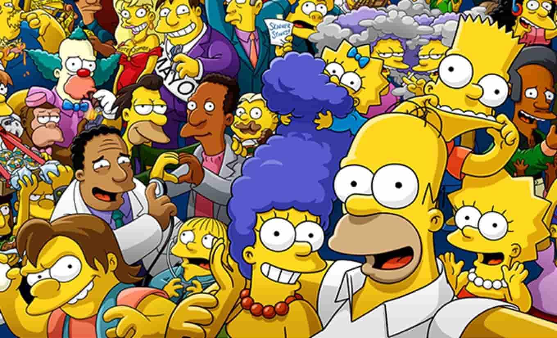 بهترین سریالهای انیمیشنی / سیمسون ها