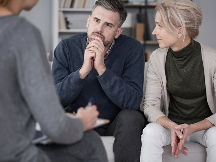 تصمیم طلاق و جدایی