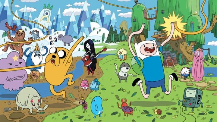 سریال Adventure Time (وقت ماجراجویی)