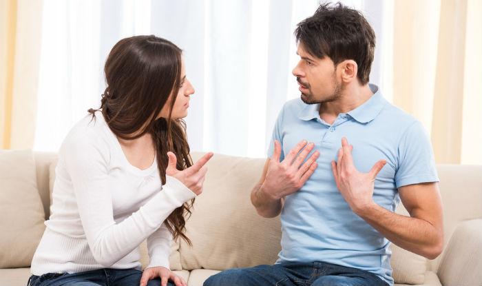 چگونه تصمیم طلاق را به همسرم بگویم؟