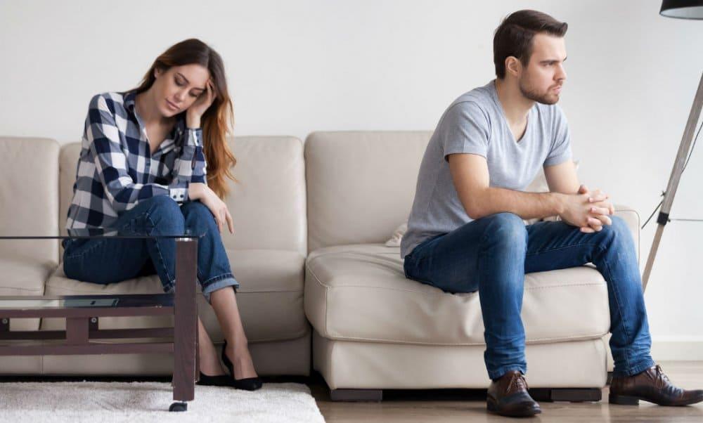 چگونه تصمیم طلاق را به همسرم بگویم