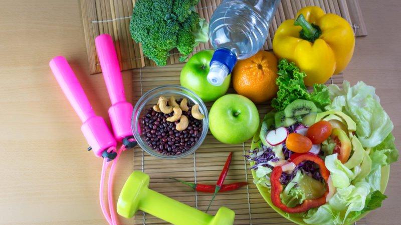 رژیم غذایی یا ورزش : کدامیک برای کاهش وزن بهتر است ؟